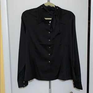 bebe Tops - Bebe now button up blouse